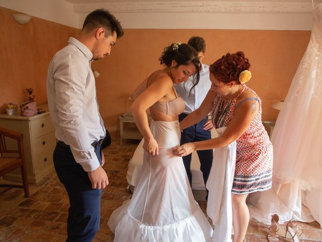 Le mariage de Johan et Ilona à Saulce-sur-Rhône, Drôme 25