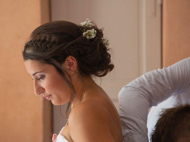 Le mariage de Johan et Ilona à Saulce-sur-Rhône, Drôme 27