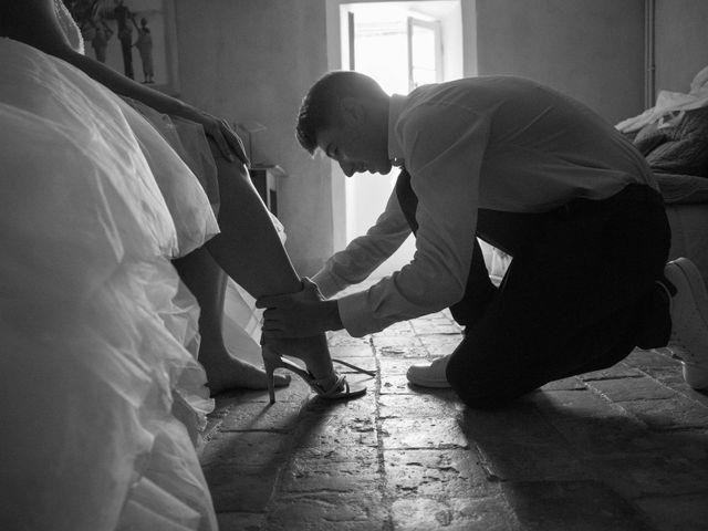 Le mariage de Johan et Ilona à Saulce-sur-Rhône, Drôme 29