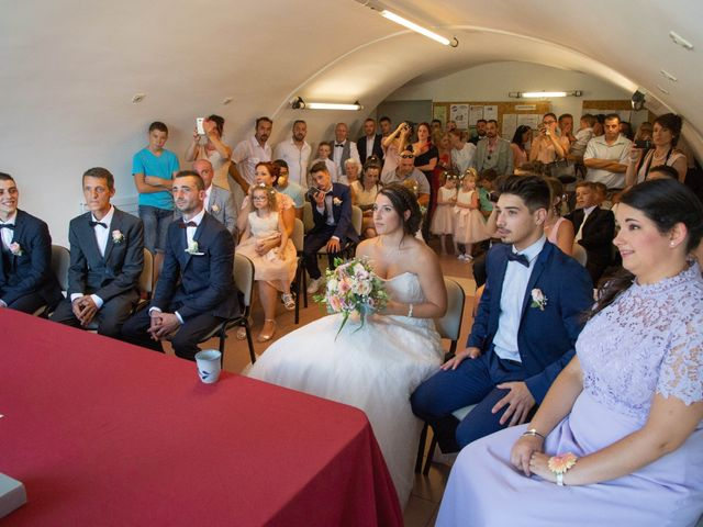 Le mariage de Johan et Ilona à Saulce-sur-Rhône, Drôme 47