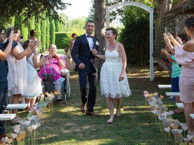 Le mariage de Johan et Ilona à Saulce-sur-Rhône, Drôme 65