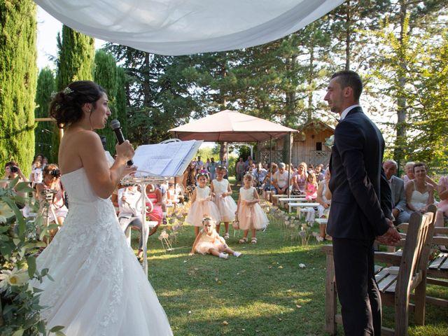Le mariage de Johan et Ilona à Saulce-sur-Rhône, Drôme 84