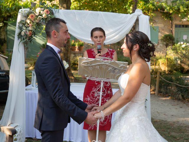 Le mariage de Johan et Ilona à Saulce-sur-Rhône, Drôme 89