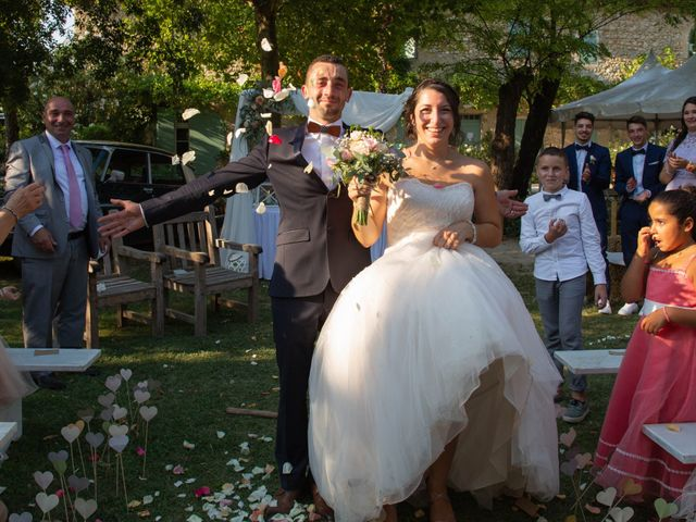 Le mariage de Johan et Ilona à Saulce-sur-Rhône, Drôme 96