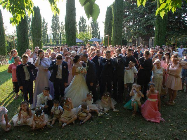 Le mariage de Johan et Ilona à Saulce-sur-Rhône, Drôme 100
