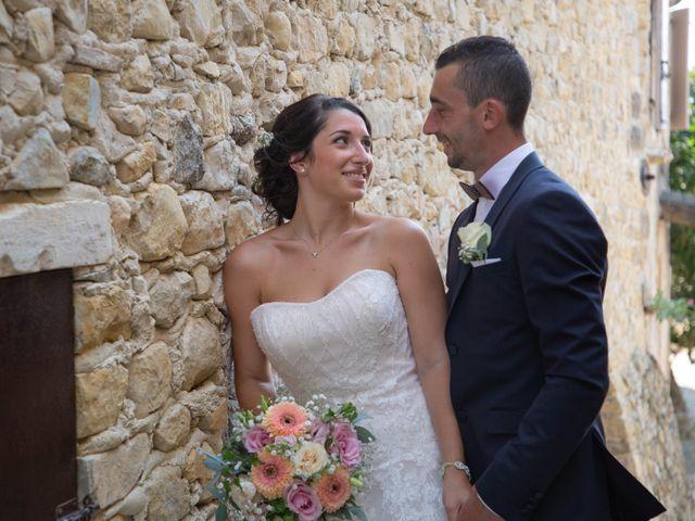 Le mariage de Johan et Ilona à Saulce-sur-Rhône, Drôme 120
