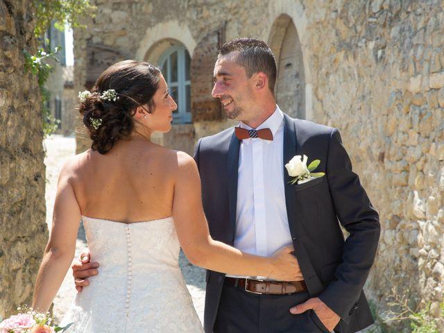 Le mariage de Johan et Ilona à Saulce-sur-Rhône, Drôme 121