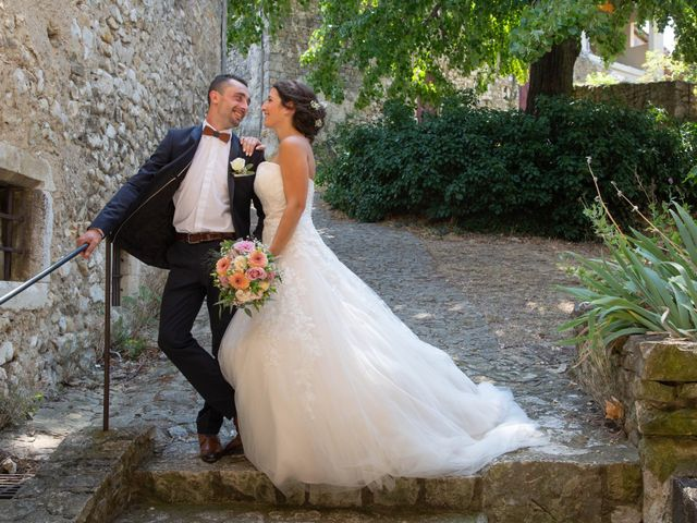 Le mariage de Johan et Ilona à Saulce-sur-Rhône, Drôme 124