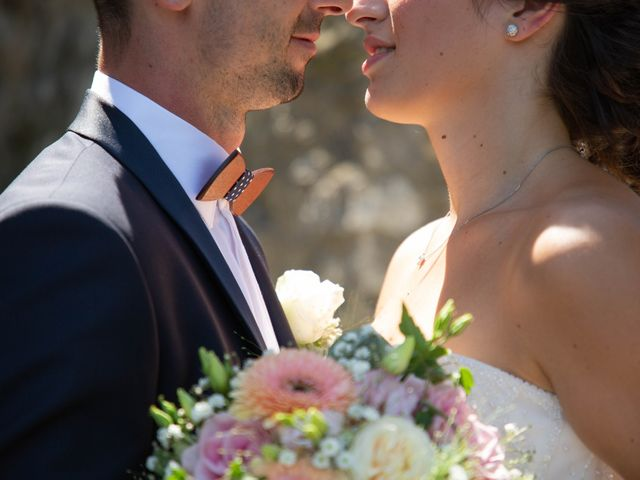 Le mariage de Johan et Ilona à Saulce-sur-Rhône, Drôme 125