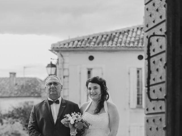 Le mariage de Morgan et Marie à Rioux, Charente Maritime 9