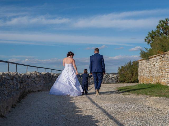 Le mariage de Morgan et Marie à Rioux, Charente Maritime 27