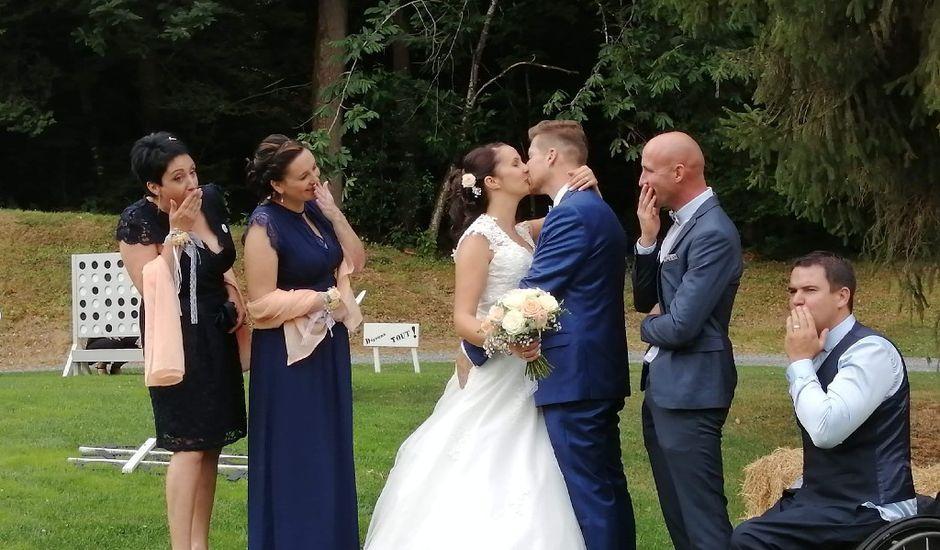 Le mariage de Kevin et Cindy à Andouillé, Mayenne