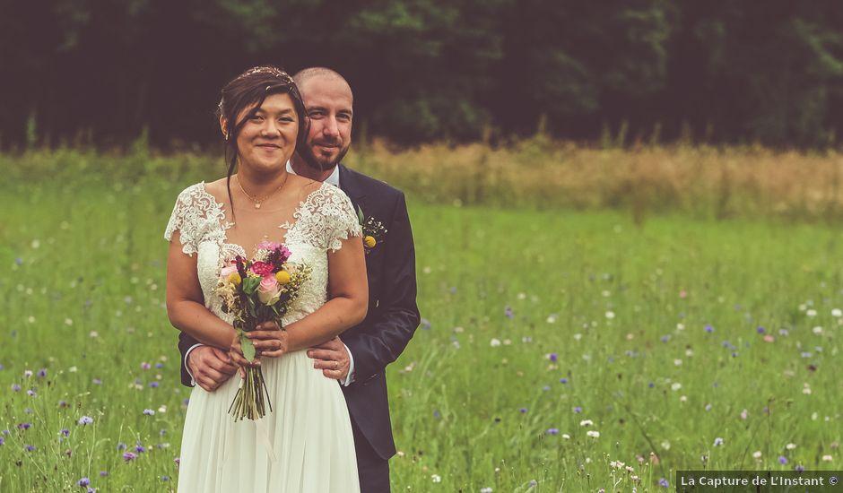 Le mariage de Arnaud et Cynthia à Montoire-sur-le-Loir, Loir-et-Cher