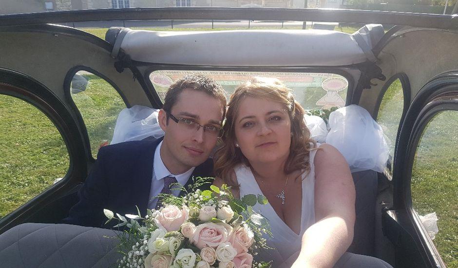Le mariage de Sébastien et Julie à Caen, Calvados
