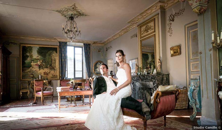 Le mariage de Cyrille et Caroline à Le Pouget, Hérault