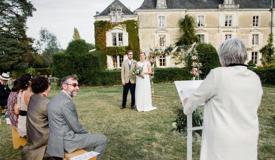 Le mariage de Olivier et Mélina à Angers, Maine et Loire