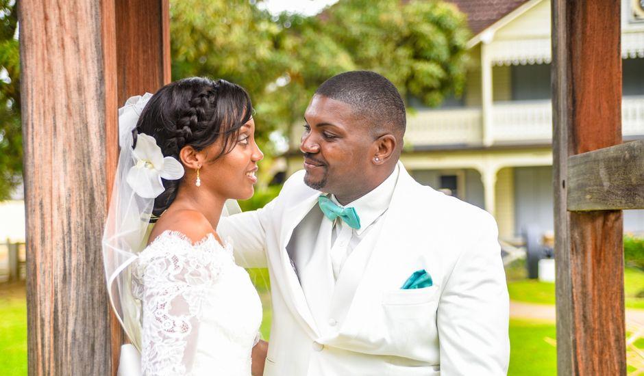 Le mariage de François-Xavier  et Priscilia à Fort-de-France, Martinique