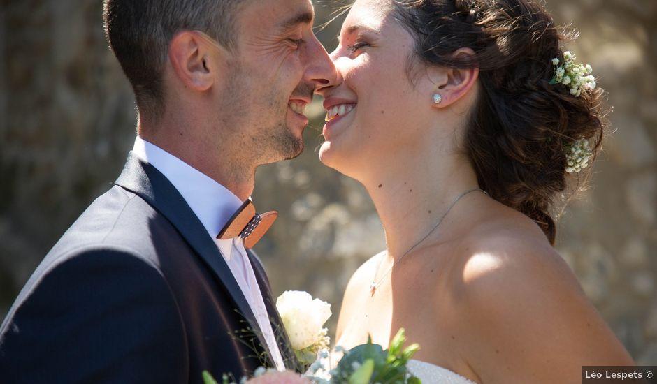 Le mariage de Johan et Ilona à Saulce-sur-Rhône, Drôme
