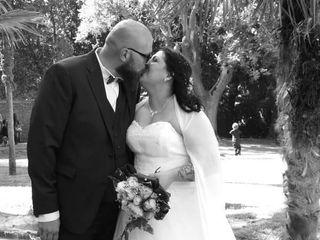 Le mariage de Julie & Thomas et RAPINAT 1