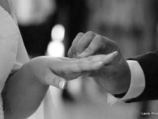 Le mariage de Julie & Thomas et RAPINAT 2
