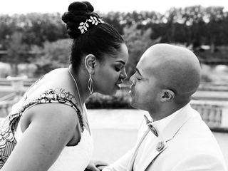Le mariage de Eliska et Sylvain