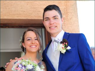 Le mariage de Sarah et Hoarau 1