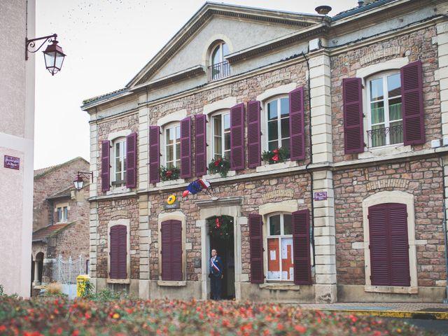 Le mariage de Mathieux et Victoria à Mâcon, Saône et Loire 1