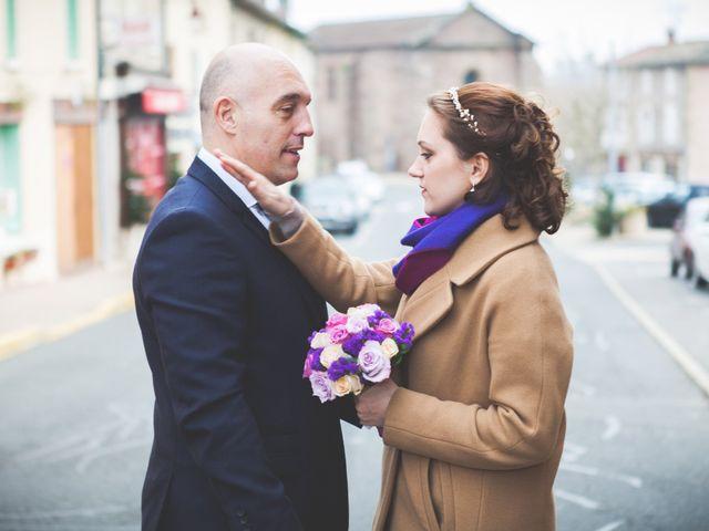 Le mariage de Mathieux et Victoria à Mâcon, Saône et Loire 4