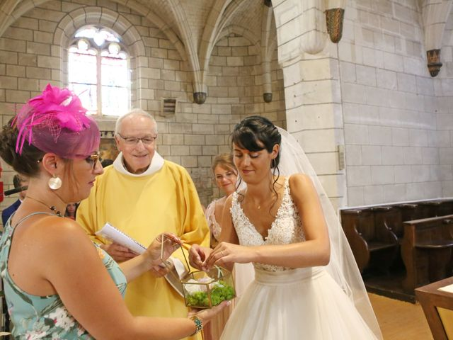 Le mariage de Julien et Charlène à Tours, Indre-et-Loire 21