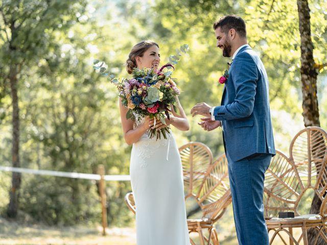 Le mariage de Florent et Pauline à Montréal, Ardèche 28
