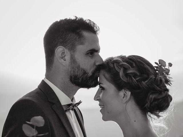 Le mariage de Florent et Pauline à Montréal, Ardèche 36