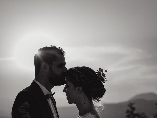 Le mariage de Florent et Pauline à Montréal, Ardèche 38
