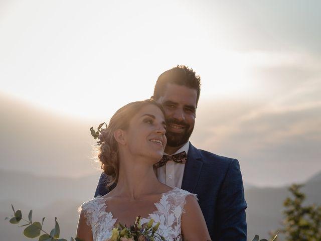 Le mariage de Florent et Pauline à Montréal, Ardèche 39