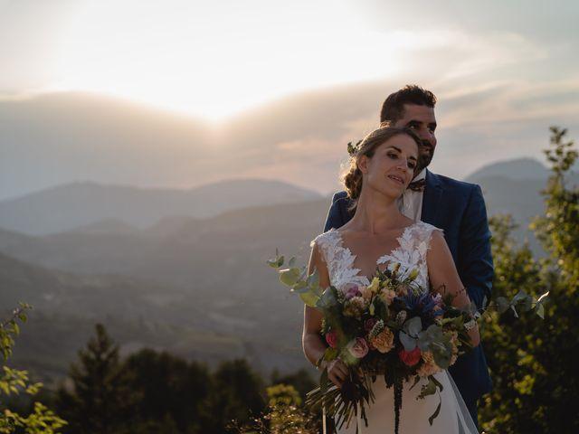 Le mariage de Florent et Pauline à Montréal, Ardèche 40