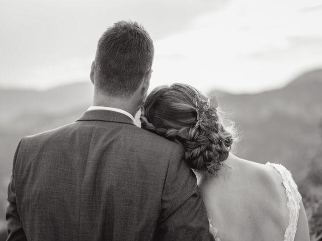 Le mariage de Florent et Pauline à Montréal, Ardèche 42