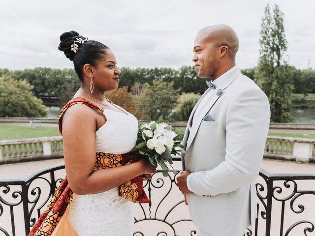 Le mariage de Sylvain et Eliska à Épinay-sur-Seine, Seine-Saint-Denis 1