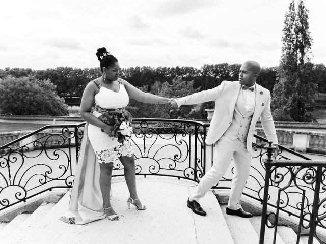 Le mariage de Sylvain et Eliska à Épinay-sur-Seine, Seine-Saint-Denis 2