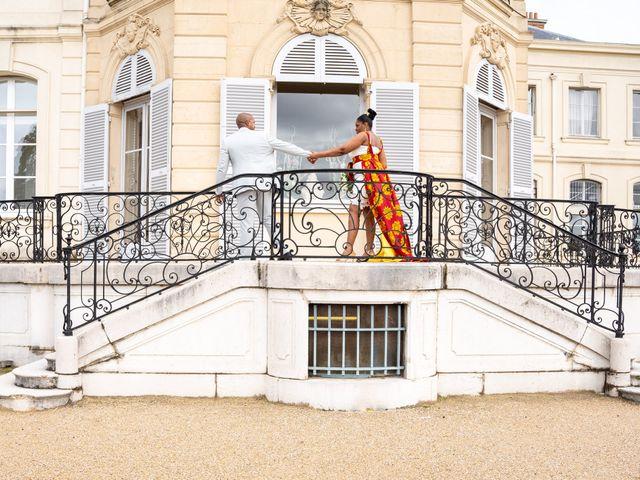 Le mariage de Sylvain et Eliska à Épinay-sur-Seine, Seine-Saint-Denis 3