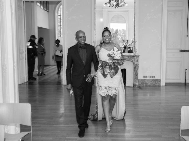 Le mariage de Sylvain et Eliska à Épinay-sur-Seine, Seine-Saint-Denis 5