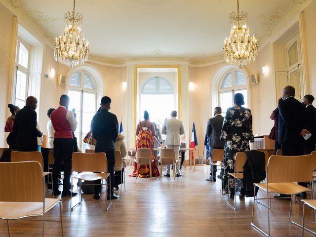 Le mariage de Sylvain et Eliska à Épinay-sur-Seine, Seine-Saint-Denis 6