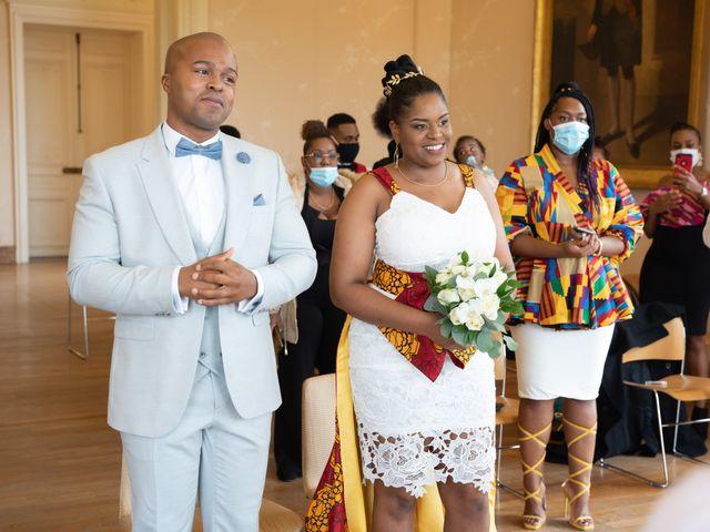 Le mariage de Sylvain et Eliska à Épinay-sur-Seine, Seine-Saint-Denis 7