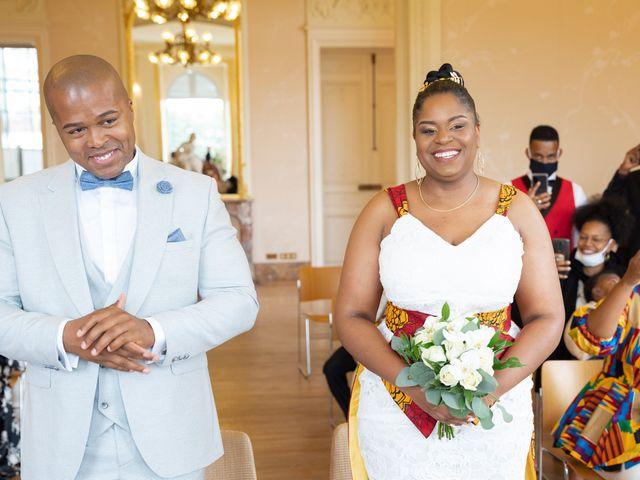 Le mariage de Sylvain et Eliska à Épinay-sur-Seine, Seine-Saint-Denis 8