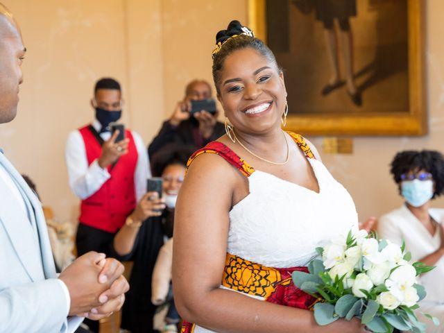 Le mariage de Sylvain et Eliska à Épinay-sur-Seine, Seine-Saint-Denis 9