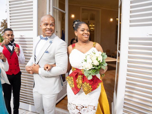 Le mariage de Sylvain et Eliska à Épinay-sur-Seine, Seine-Saint-Denis 12