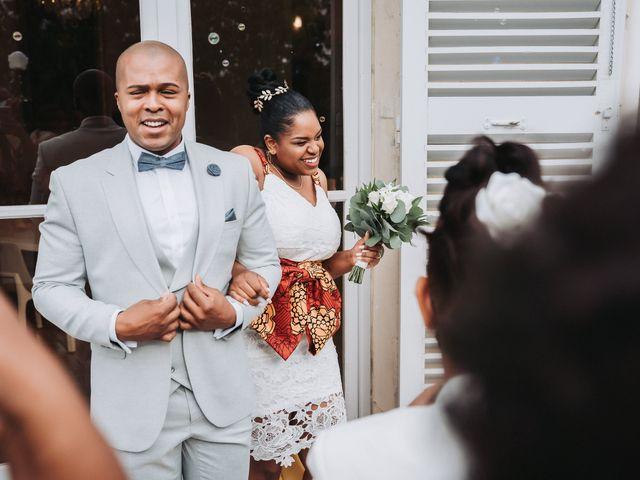 Le mariage de Sylvain et Eliska à Épinay-sur-Seine, Seine-Saint-Denis 13