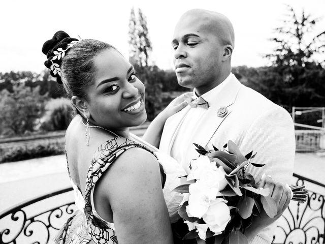 Le mariage de Sylvain et Eliska à Épinay-sur-Seine, Seine-Saint-Denis 15