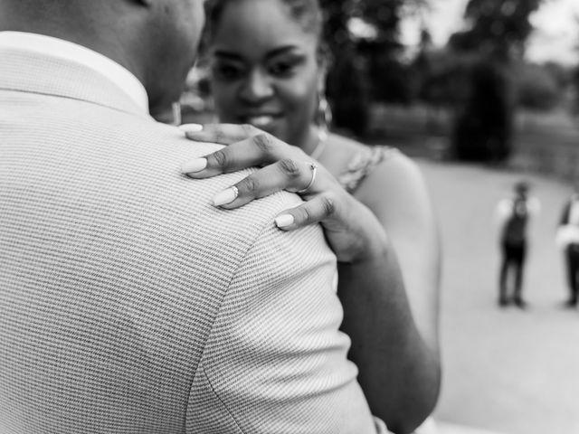 Le mariage de Sylvain et Eliska à Épinay-sur-Seine, Seine-Saint-Denis 18
