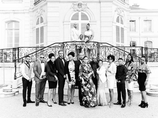 Le mariage de Sylvain et Eliska à Épinay-sur-Seine, Seine-Saint-Denis 19