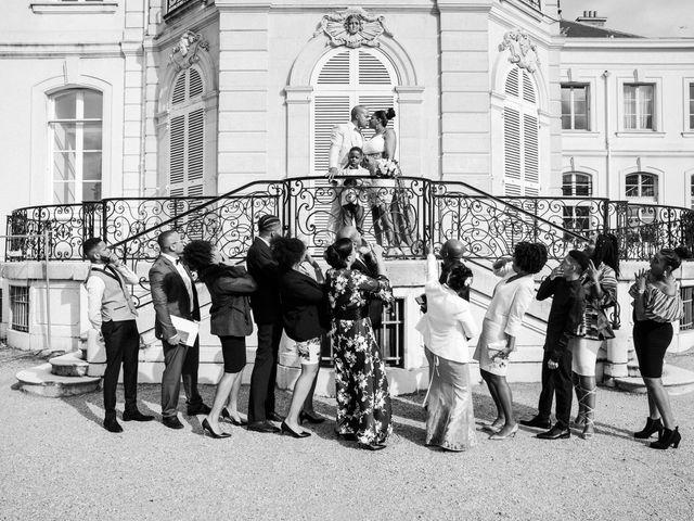 Le mariage de Sylvain et Eliska à Épinay-sur-Seine, Seine-Saint-Denis 20
