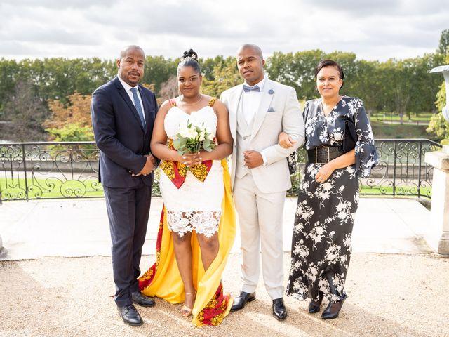 Le mariage de Sylvain et Eliska à Épinay-sur-Seine, Seine-Saint-Denis 21